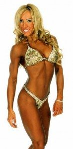 Build My Body Beautiful Fitness Competitor Ana Plenter