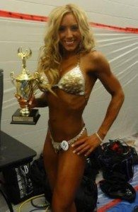 Build My Body beautiful figure competition Ana Plenter